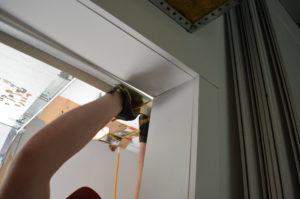 Weatherstripping Doors In Drafty Houses