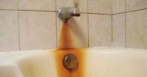 How to Remove Rust Stains from Sinks & Tubs