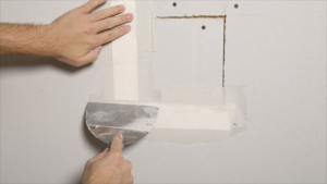 Taped & Mudded - What It Means For Your Drywall